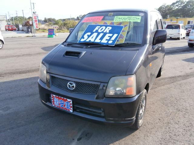 激安車 AZワゴン AT 4WD ターボ 15年式 車検無し 福島県相馬市のサムネイル