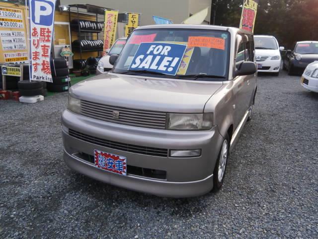 激安車 BB 1300cc AT 12年式 車検無し 福島県相馬市のサムネイル