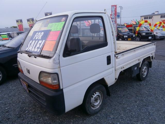 激安車 アクティT 4WD 5MT 6年式 車検27年11月 福島県相馬市のサムネイル