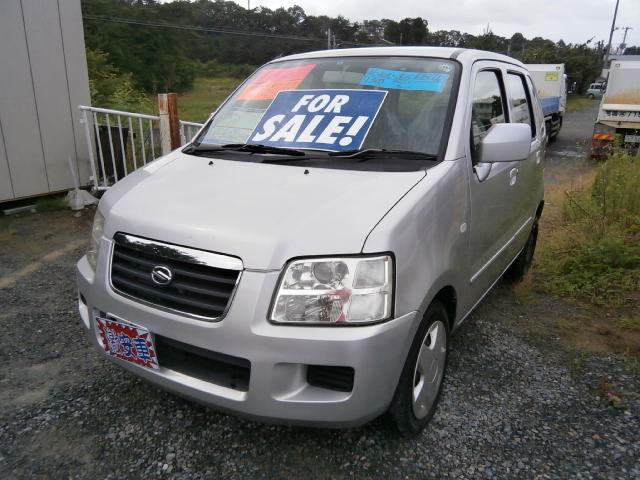 激安車 ワゴンR・ソリオ 1300cc AT 16年式 車検無し 福島県相馬市のサムネイル