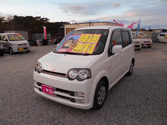 低価格車 ムーヴ・カスタム AT 4WD 平成16年式 車検2年付 陸送無料 福島県相馬市発‼のサムネイル