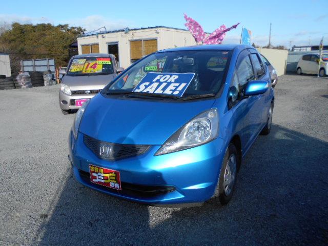 低価格車 フィット 1300cc 平成20年式 車検2年付 福島県相馬市発‼のサムネイル