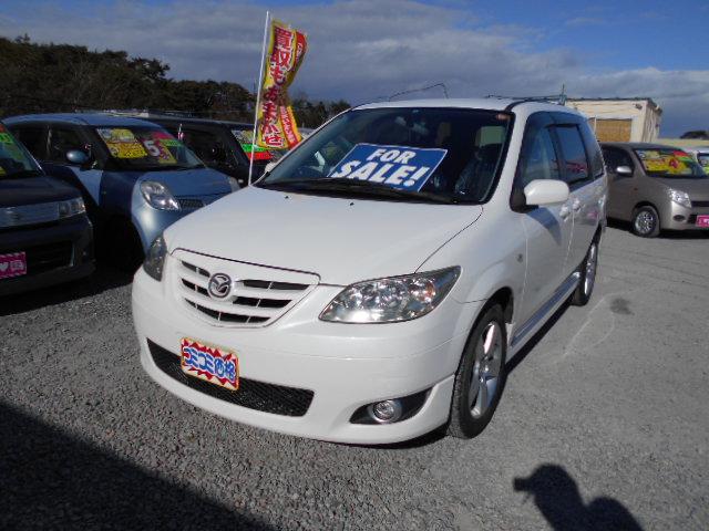 低価格車 MPV 2300cc 平成17年式 車検2年付 福島県相馬市発‼のサムネイル