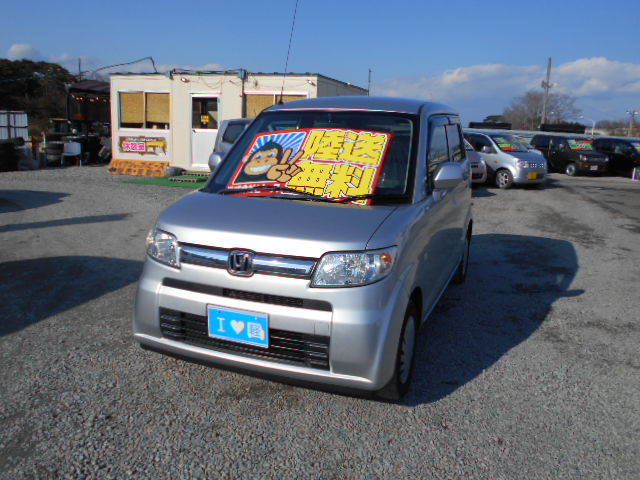 低価格車 ゼスト AT 平成20年式 車検2年付 陸送無料 福島県相馬市発‼のサムネイル