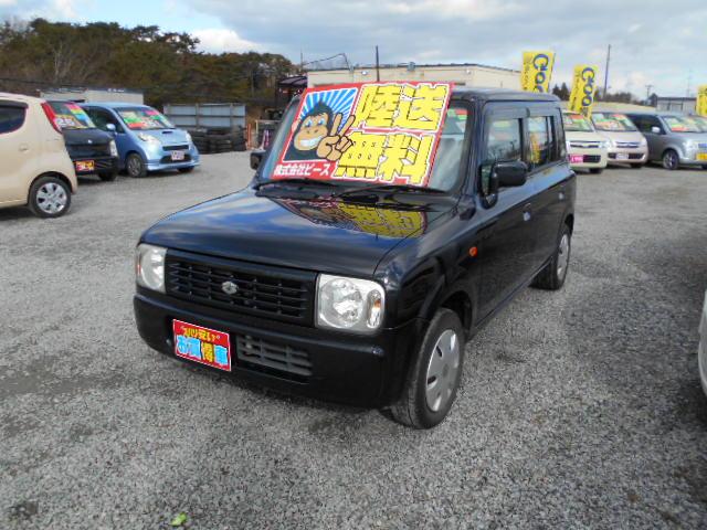 節約車コーナー ラパン AT 平成19年式 車検2年付 陸送無料 福島県相馬市発‼のサムネイル