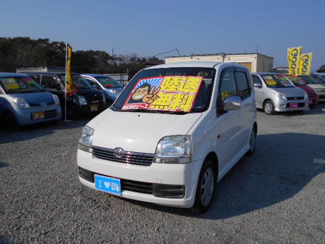 格安車 ムーヴ AT 平成15年式 車検2年付 陸送無料 福島県相馬市発‼のサムネイル