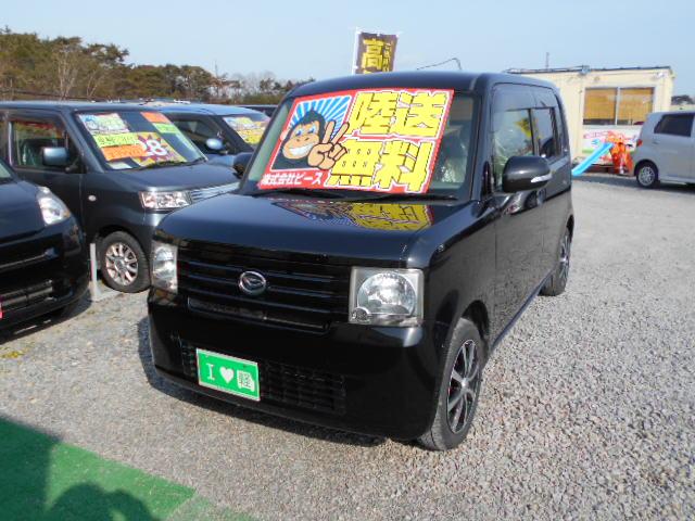 低価格車 ムーヴ・コンテ AT 22年式 車検33年3月 陸送無料 福島県相馬市発‼のサムネイル