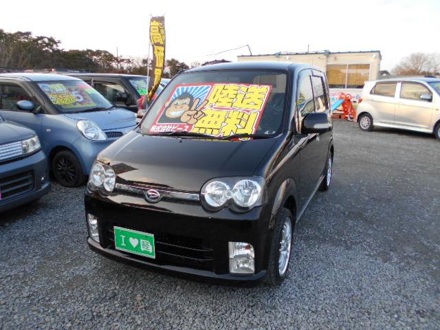 低価格車 ムーヴ・カスタム AT 18年式 車検33年3月 陸送無料 福島県相馬市発‼のサムネイル