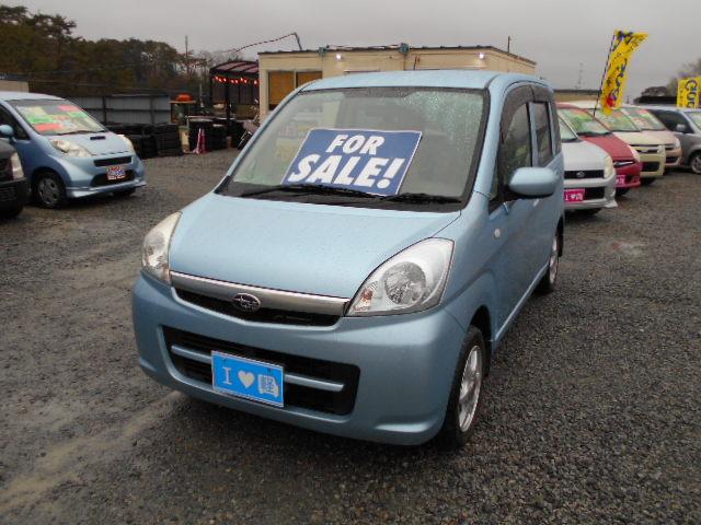 低価格車 ステラ AT 平成19年式 車検2年付 陸送無料 福島県相馬市発‼のサムネイル