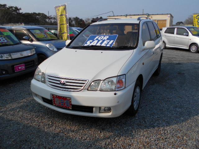 低価格車 ガイア・4WD 2000㏄ 10年式 車検2年付 福島県相馬市発‼のサムネイル