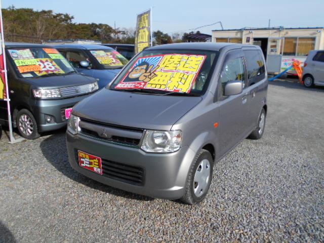 低価格車 EKワゴン AT 平成18年式 車検2年付 陸送無料 福島県相馬市発‼のサムネイル