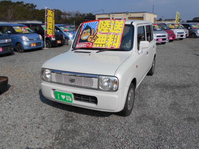 節約車コーナー ラパン AT 平成18年式 車検2年付 福島県相馬市発‼のサムネイル