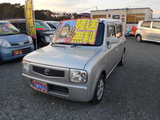 低価格車 スピアーノ AT 平成14年式 車検2年付  福島県相馬市発‼のサムネイル