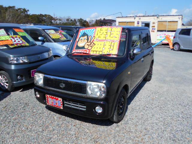 低価格車 ラパン AT 平成17年式 車検2年付 陸送無料 福島県相馬市発‼のサムネイル