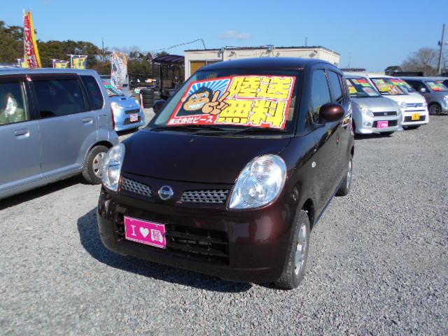 低価格車 モコ AT 20年式 車検33年3月 陸送無料 福島県相馬市発‼のサムネイル