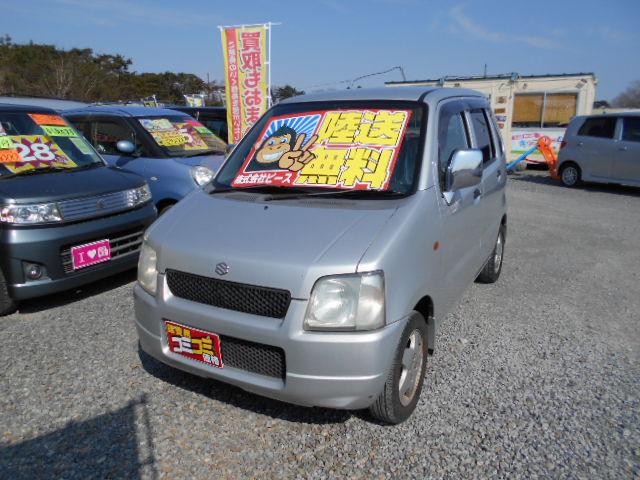 低価格車 ワゴンR AT 平成12年式 車検2年付 陸送無料 福島県相馬市発‼の写真