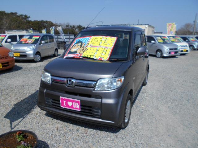 低価格車 ゼスト AT 4WD 平成018年式 車検2年付 陸送無料 福島県相馬市発‼のサムネイル