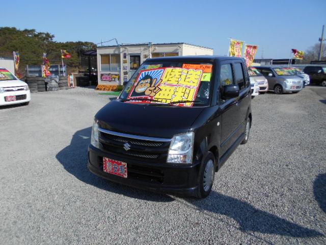 低価格車 ワゴンR AT 平成18年式 車検2年付 陸送無料 福島県相馬市発‼のサムネイル