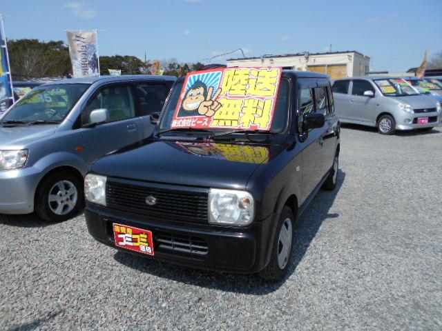 低価格車 ラパン AT 16年式 車検33年4月 陸送無料 福島県相馬市発‼のサムネイル