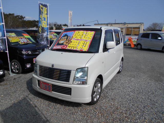 節約車コーナー ワゴンR AT ターボ付 平成16年式 車検2年付 福島県相馬市発‼のサムネイル