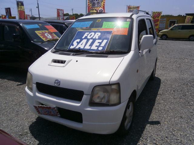 激安車 AZワゴン AT 11年式 車検無し 福島県相馬市のサムネイル