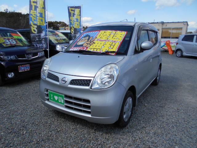 低価格車 モコ AT 平成18年式 車検2年付 陸送無料 福島県相馬市発‼のサムネイル