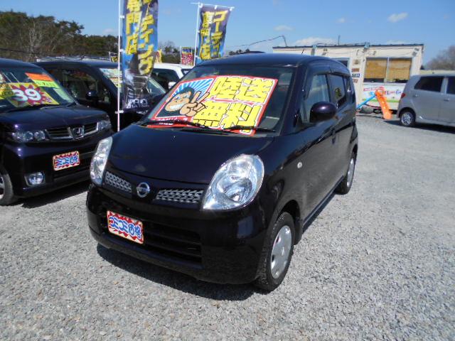 低価格車 モコ AT 平成20年式 車検2年付 陸送無料 福島県相馬市発‼のサムネイル