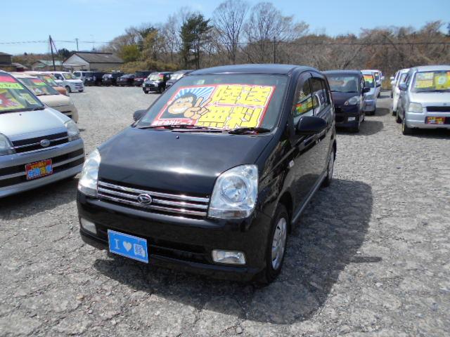 低価格車 ミラ・アビィ AT 平成17年式 車検2年付 陸送無料 福島県相馬市発‼のサムネイル