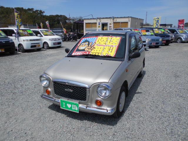 低価格車 ビィビィオ・ビストロ AT 平成10年式 車検2年付 陸送無料 福島県相馬市発‼のサムネイル