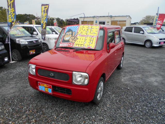 低価格車 ラパン AT 平成19年式 車検2年付 陸送無料 福島県相馬市発‼のサムネイル