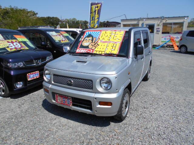 低価格車 ネイキッド AT ターボ付 平成11年式 車検2年付 陸送無料 福島県相馬市発‼のサムネイル