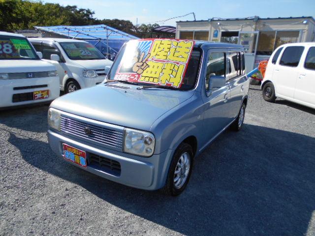 低価格車 ラパン AT 平成15年式 車検2年付 陸送無料 福島県相馬市発‼のサムネイル