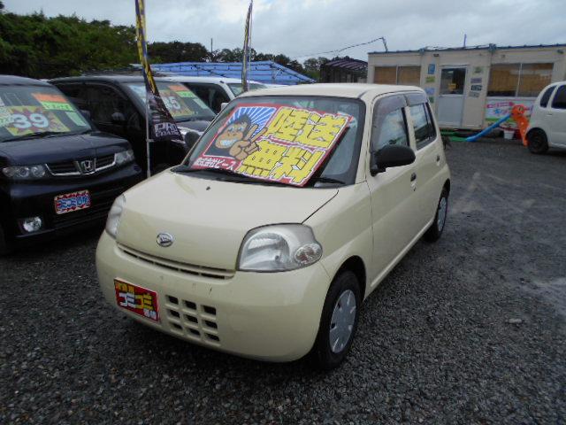 低価格車 エッセ 5MT 平成20年式 車検2年付 陸送無料 福島県相馬市発‼のサムネイル