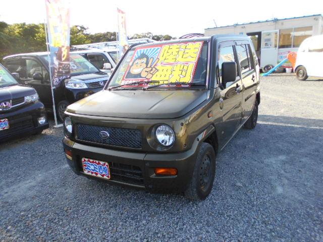 低価格車 ネイキッド AT 4WD 平成12年式 車検2年付 陸送無料 福島県相馬市発‼のサムネイル