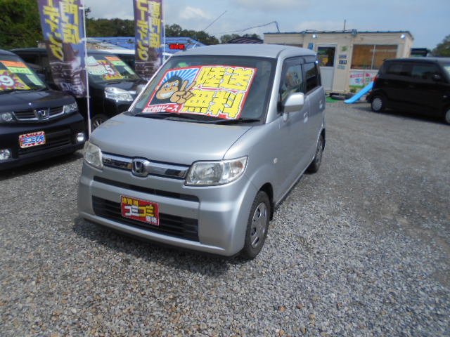 低価格車 ゼスト AT 平成18年式 車検2年付 陸送無料 福島県相馬市発‼のサムネイル