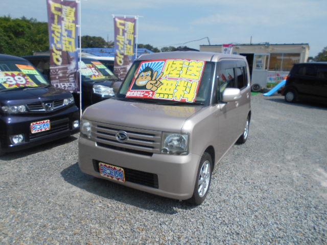 格安車 ムーヴ・コンテ AT 4WD 平成20年式 車検2年付 陸送無料 福島県相馬市発‼のサムネイル