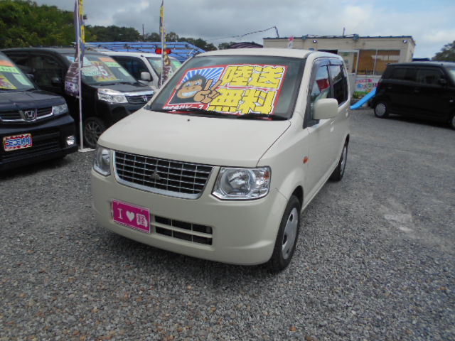 格安車 EKワゴン AT 平成22年式 車検2年付 福島県相馬市発‼のサムネイル