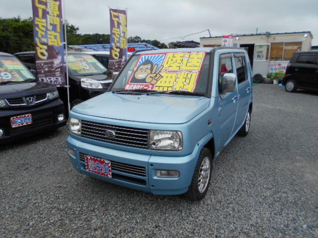 格安車 ネイキッド AT 平成15年式 車検2年付 陸送無料 福島県相馬市発‼のサムネイル