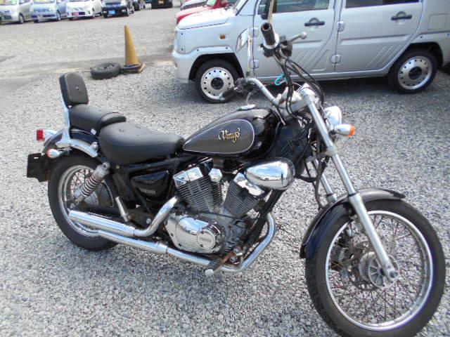 バイクショップピース 中型 250㏄ ビラーゴ250 実働 走行17.500Km 福島県相馬市発‼ 消費税込み支払総額¥140.400のサムネイル