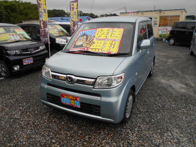 格安車 ゼスト AT 平成19年式 車検2年付 陸送無料 福島県相馬市発‼のサムネイル