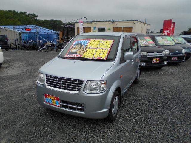 格安車 EKワゴン AT 平成22年式 車検2年付 陸送無料 福島県相馬市発‼のサムネイル