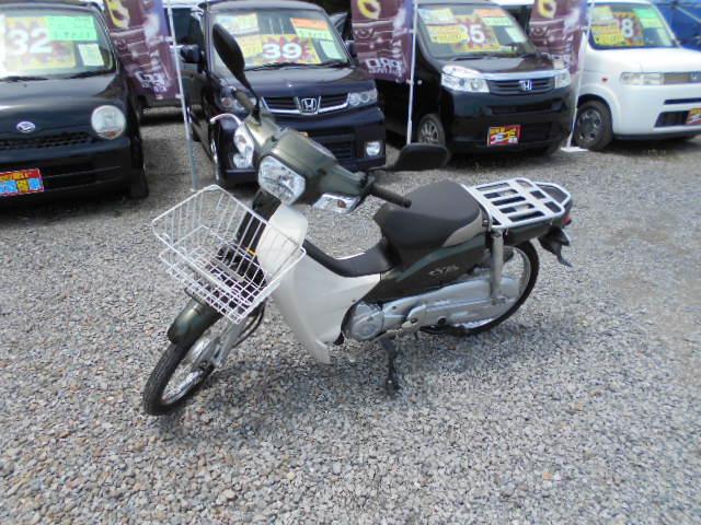 バイクショップピース 原付 50㏄ ホンダ・スーパーカブ50 実働 走行2.000Km 福島県相馬市発‼ 消費税込み支払総額¥176.000 平成29年式のサムネイル