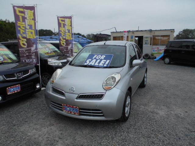 格安車 マーチ 1200㏄ 平成21年式 車検2年付 福島県相馬市発‼のサムネイル