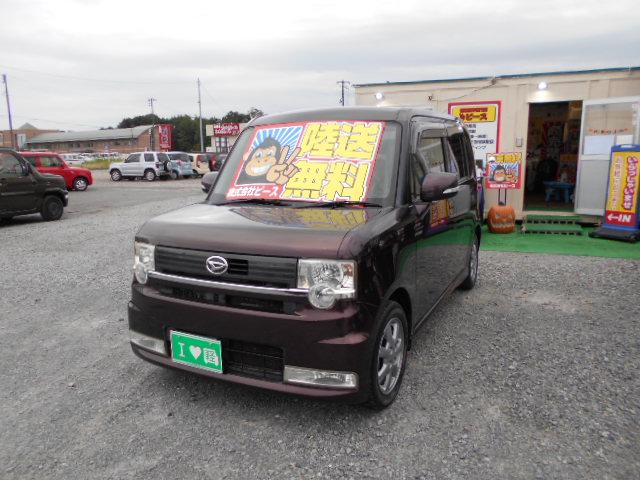 格安車 ムーヴ・コンテ AT 平成21年式 車検2年付 陸送無料 福島県相馬市発‼のサムネイル