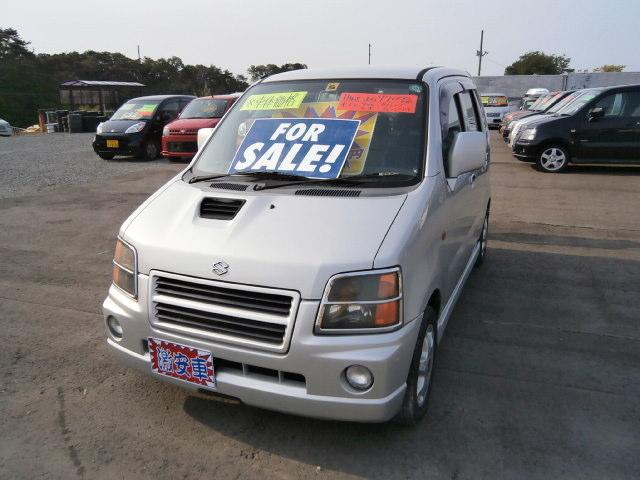 激安車 ワゴンR AT 11年式 車検無し 福島県相馬市発‼のサムネイル