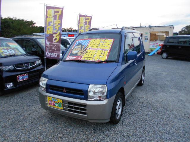 格安車 トッポBJ AT 4WD 平成11年式 車検2年付 陸送無料 福島県相馬市発‼のサムネイル