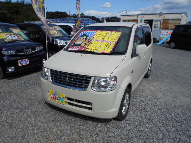 格安車 EKワゴン AT 平成21年式 車検2年付 陸送無料 福島県相馬市発‼のサムネイル
