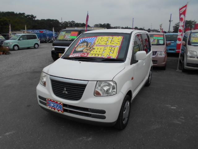 格安車 EKクラッシィ AT 平成17年式 車検2年付 陸送無料 福島県相馬市発‼のサムネイル