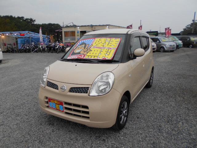 格安車 モコ AT 平成18年式 陸送無料 福島県相馬市発‼のサムネイル
