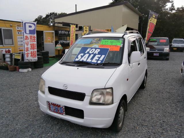 激安車 AZワゴン AT 11年式 車検無し 福島県相馬市発‼のサムネイル